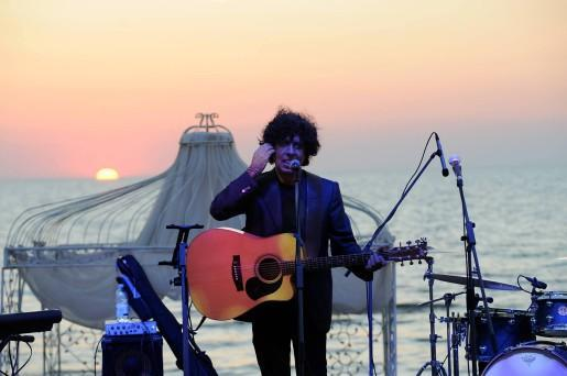 Musica al tramonto