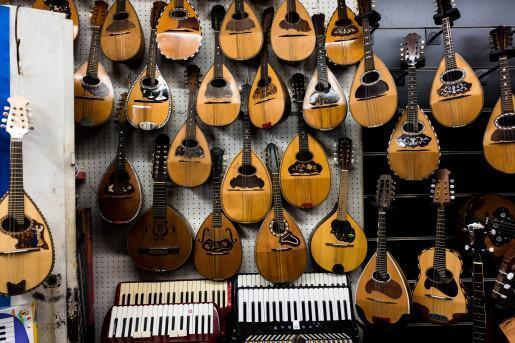 the house of mandolin