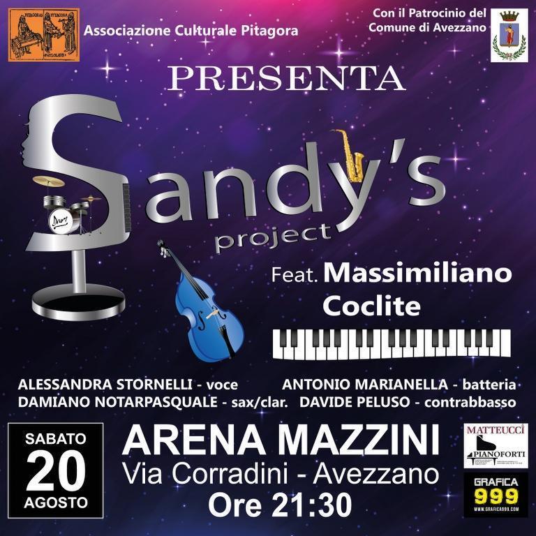 Alessandra Stornelli Concerto Avezzano