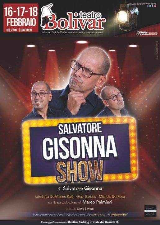 Salvatore Gisonna Show