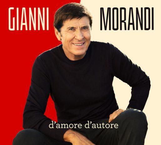 """GIANNI MORANDI """"ULTRALEGGERO"""" il nuovo singolo - Sony Music"""