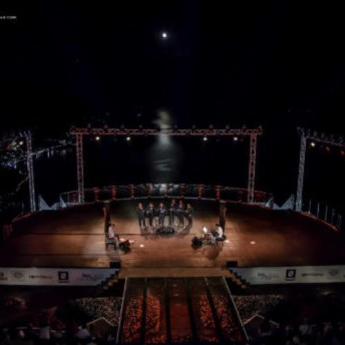 Paolo Fresu Coro A Filetta e Daniele Di Bonaventura Ravello Festival